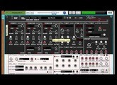 Predator In Action - Rack Extension - Synthetic Rig