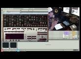 Rob Papen Predator - Rolling Shuffled Techno Bass Done Quick