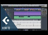 How to Navigate the Different Zones in Cubase 9 | Q&A with Greg Ondo