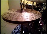 "Zildjian 14"" K Custom High Definition HiHat"