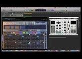 Logic Pro + VCV Rack + Bridge + Tantra