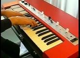 Yamaha YC-10 demo [organ69]