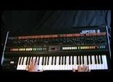 """Roland Jupiter 8 """"That 80's Sound"""""""