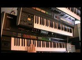 "Roland Jupiter 80 VS Roland Jupiter 8  80's Synth Comparison ""Jump"""