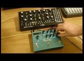Moog Mother 32 & Strymon Big Sky