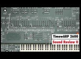 Sound Review Part II: Timewarp 2600 64 Bit Version by Way Out Ware