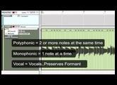 Reason 7 - Audio Quantizing & REX Loops