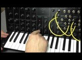 Using the Mod Wheel and Momentary Button on MS-20 mini
