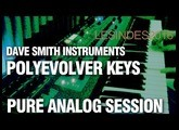 DSI POLY EVOLVER KEYBOARD // ANALOG SOUND SESSION
