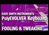 DSI Dave Smith Instruments POLY EVOLVER Keyboard // ASSORTED SOUNDS 1