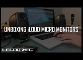 Unboxing iLoud Micro Monitors   Legna Zeg