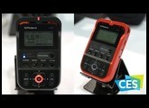 Roland R-07 Portable Audio Recorder - First Look at CES 2018