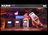 Roland R-07 Stereo Recorder @ NAMM 2018
