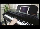 The ONE Smart Piano - first Apple MFi smart piano that teaches you to play