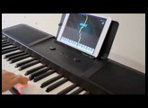 Piano game with The ONE Light