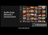 Audio Ease Altiverb 7 - Faltungshall Plugin  - Overview & Review