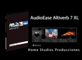 AudioEase Altiverb 7 XL - Reverb Convolutiva