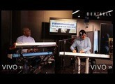 NAMM 2018: Alex Alessandroni Jr. & Kenneth Crouch guest players on VIVO S1 and VIVO S9