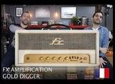 Démo d'ampli - Fx Amplification - Gold Digger