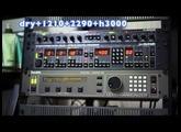 TC 1210, TC 2290, Eventide H3000 sound sample.