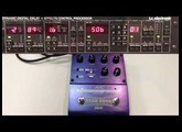 TC Electronic 2290 vs Akai Head Rush E2