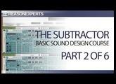 basic sound design course - beginner part 2 of 6