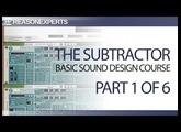 basic sound design course - beginner part 1 of 6