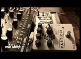 Moog Mother 32 & Red Panda Particle Delay RND