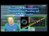 iZotope Ozone 7 Elements: Complete Demo of All Presets | Watch Before You Buy!