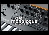 The Korg Monologue- Part 2- Oscillators 2