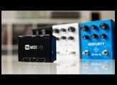 Meris MIDI I/O Feature Demo