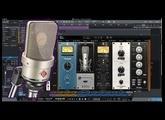Neumann TLM103 Merge with Slate Digital VMS & FG-Stress on Rap Vocals