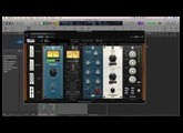 Blandy 's Quick House Music Demo of NEW Slate Digital FG- Stress Plug In