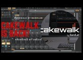 Cakewalk is BACK! How to get Cakewalk by BandLab