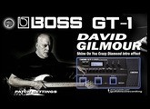 BOSS GT-1 DAVID GILMOUR Sound on Sound Effect - Freeze [GT 1 Patches].