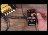 Subdecay - Quasar (NAMM 2018 Pedal Demo Marathon)