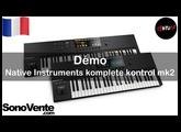 Native Instruments Komplete Kontrol mk2 ( English in description )