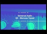 Universal Audio OX - Morceau Tweed