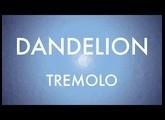Dandelion Harmonic Tremolo - Flower Pedals