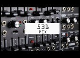 Roland SYSTEM-500 531: MIX Module Overview