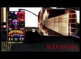 Alexander Pedals Defender Stargate Drive