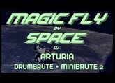 Space - Magic Fly (cover)  w/ Arturia Drumbrute & Minibrute 2