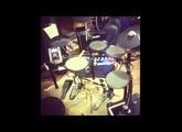 Eletronic Drum Roland TD-9 - GarageBand