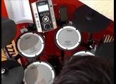 Roland TD9 V2 démo kits 1 à 14
