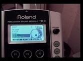 V-Drum TD9-KX - Função Kit - Parte 1 - PT-BR