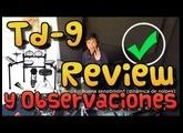 módulo td-9 review (banco de pruebas)