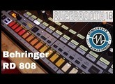 Superbooth 2018 - Behringer Made an 808 - Here It Is