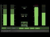 Audio Level Metering with iZotope Insight