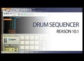 Reason 10.1 Drum Sequencer Player | Reason 10 Tutorial