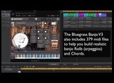 Bluegrass Banjo V3 New Features from BOLDER Sounds
